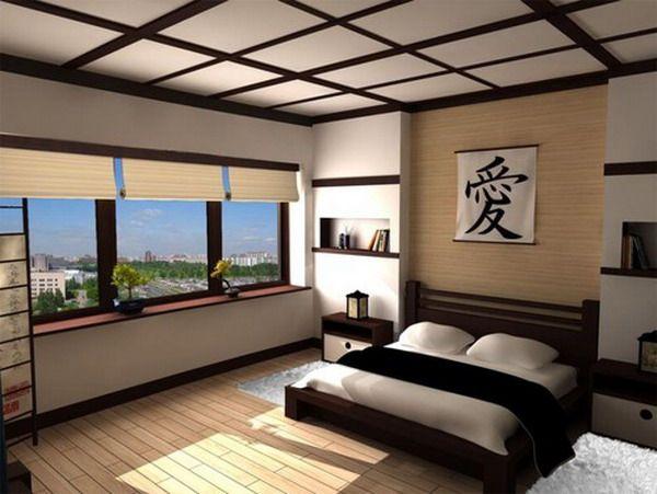 Modern Bedroom Design In Japanese Style Japanese Style Bedroom Japanese Inspired Bedroom Asian Inspired Bedroom