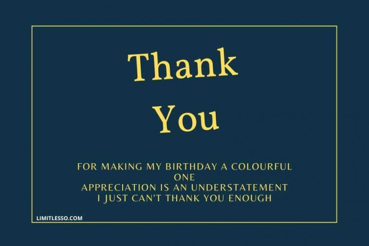2021 Most Beautiful Birthday Appreciation Messages for Birthday Wishes
