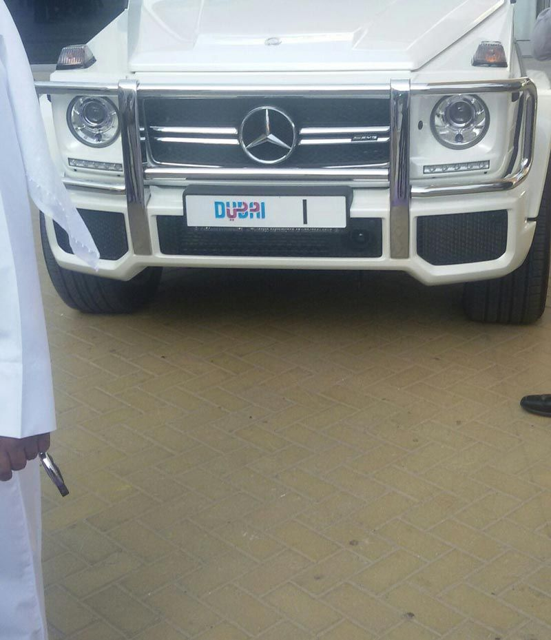 New Brand Dubai Car Plates To Roll Out Soon Emirates 24