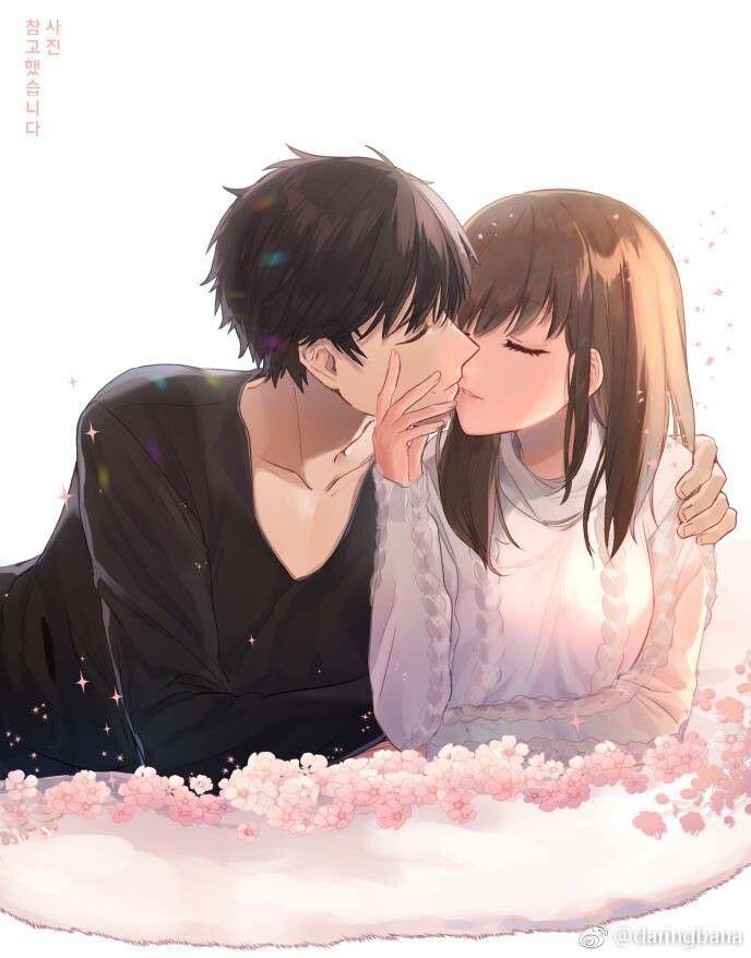 Manga Pour Fille D Amour : manga, fille, amour, Beautiful...., Today, Couple, Amour, Anime,, Dessin, Amoureux,, Manga