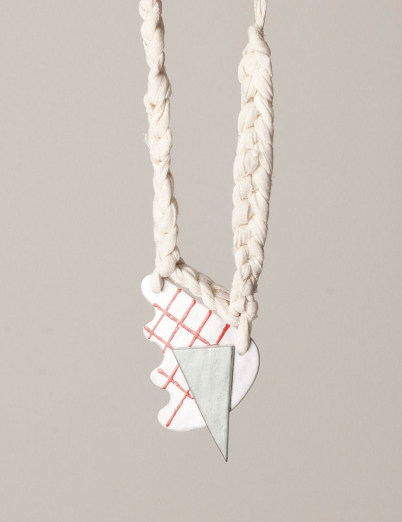 Zachary Leener x JF & Son necklace