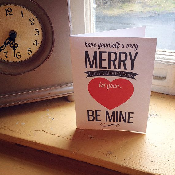Have Yourself A Merry Little Christmas Holiday Card 4-Pack