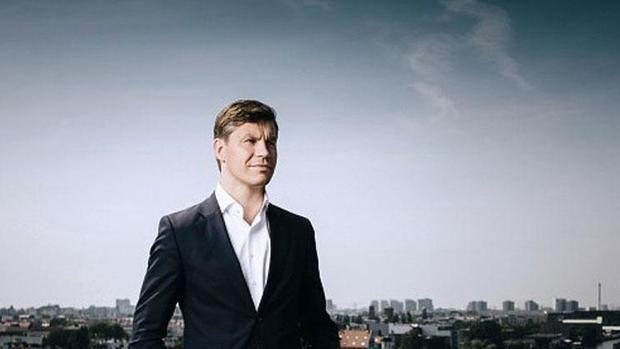 Universal Music-Manager Frank Briegmann Quelle: Andreas Chudowski für WirtschaftsWoche
