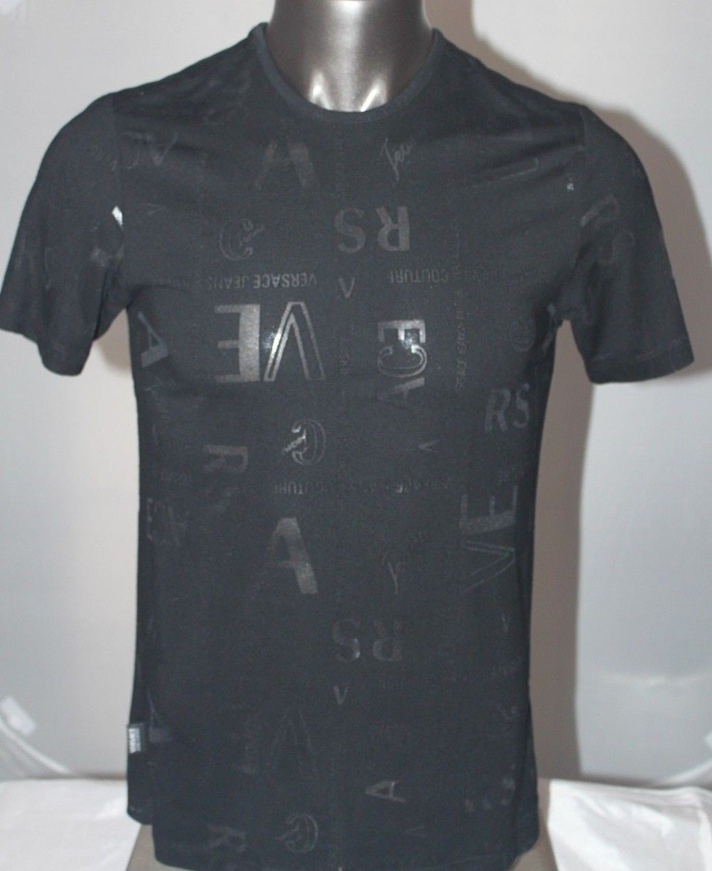 f8dad965f 37.11 | Vintage Versace Jeans Couture see through T-shirt Medium Black ❤  #vintage #versace #jeans #couture #through #shirt #medium #black #design  #food ...