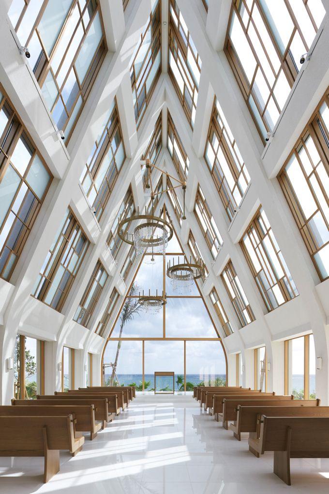 CHAPEL IN GINOZA RESORT | JUUL | Design, Religious architecture