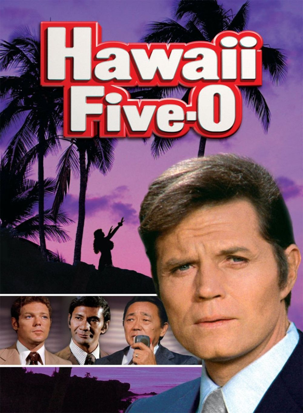 Hawai Police D Etat : hawai, police, Hawaï, Police, D'État, (Hawaii, Five-O), Série, Télévisée, Américaine,, épisodes, Minutes,, Créée, Leonard, Freeman, Hawaii, Series