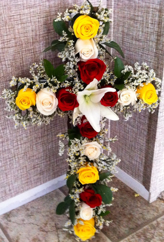 Made by flowers by bri fresh flower cross flowers