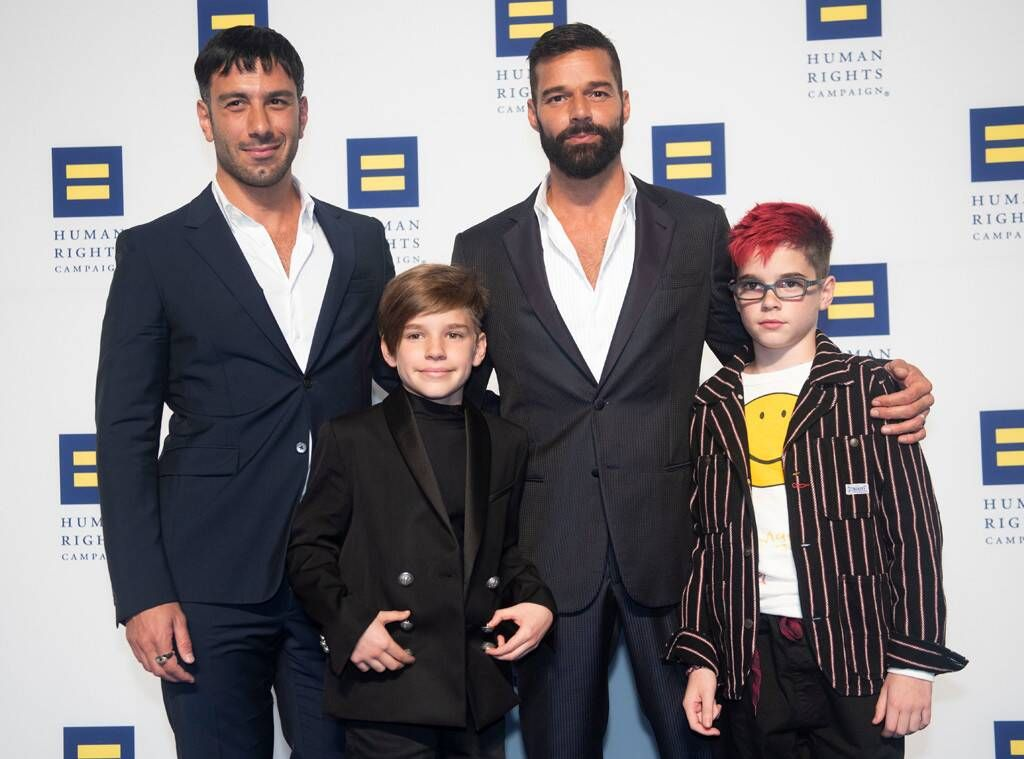 Ricky Martin Announces He And Husband Jwan Yosef Are Expecting
