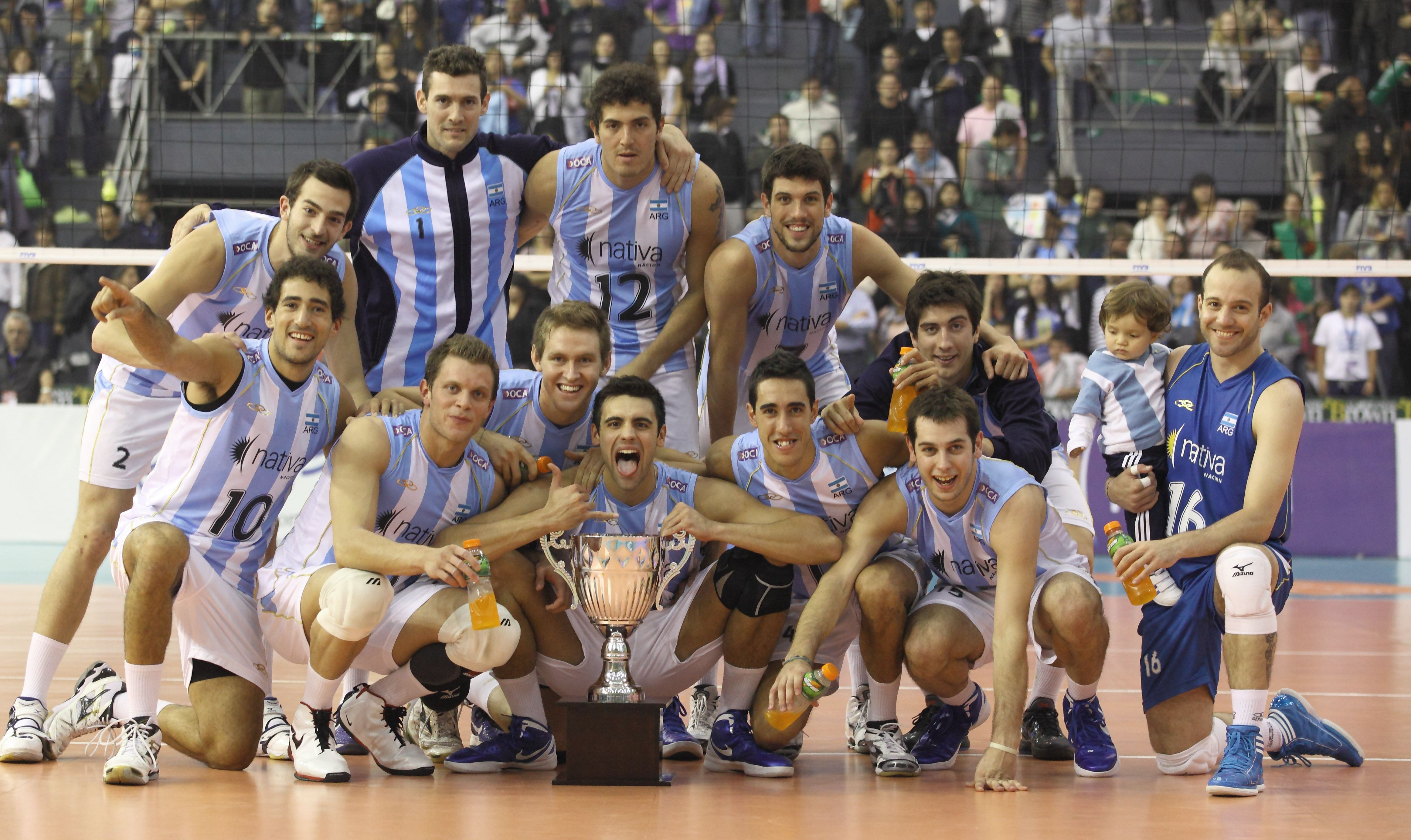 Men S Volleyball News 2012 South American Olympic Qualification Tournament Videos Pictures Teams Volleyball Live Olympic Volleyball Volleyball