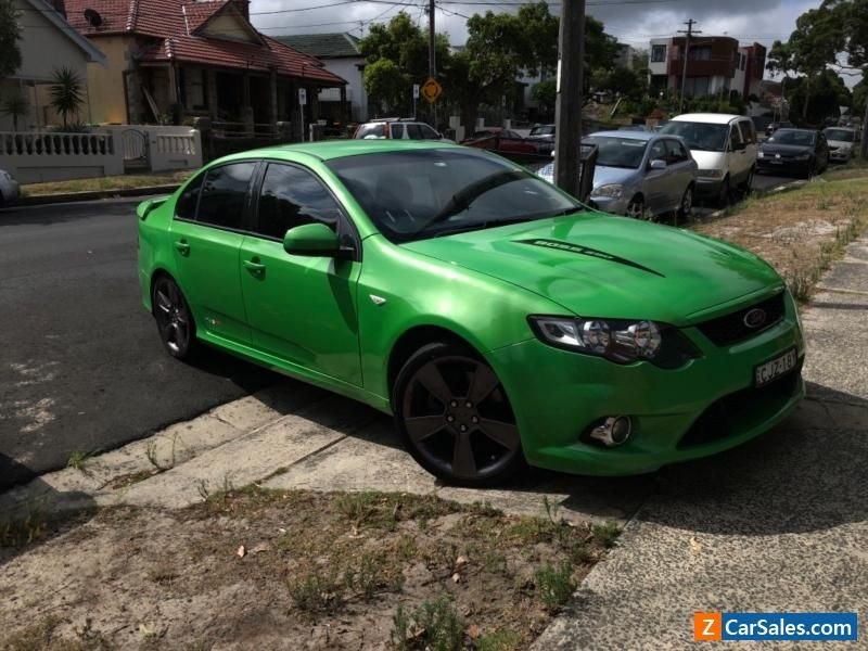 2008 Ford Xr8 Fg Ford Falcon Forsale Australia Cars For Sale