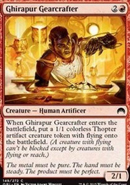 4x Thopter Engineer NM-Mint English Magic Origins MTG Magic