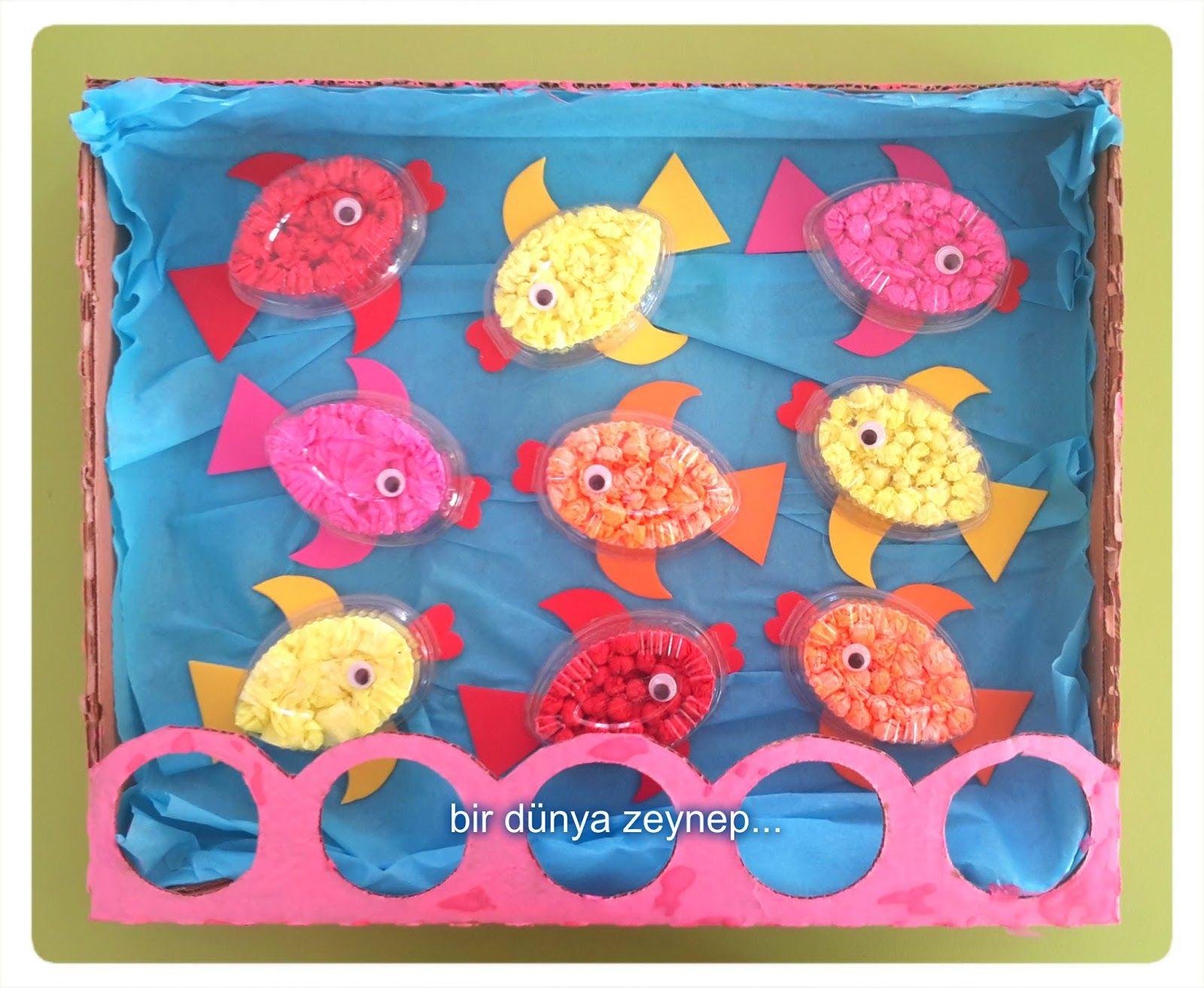 Box Aquarium Craft 2