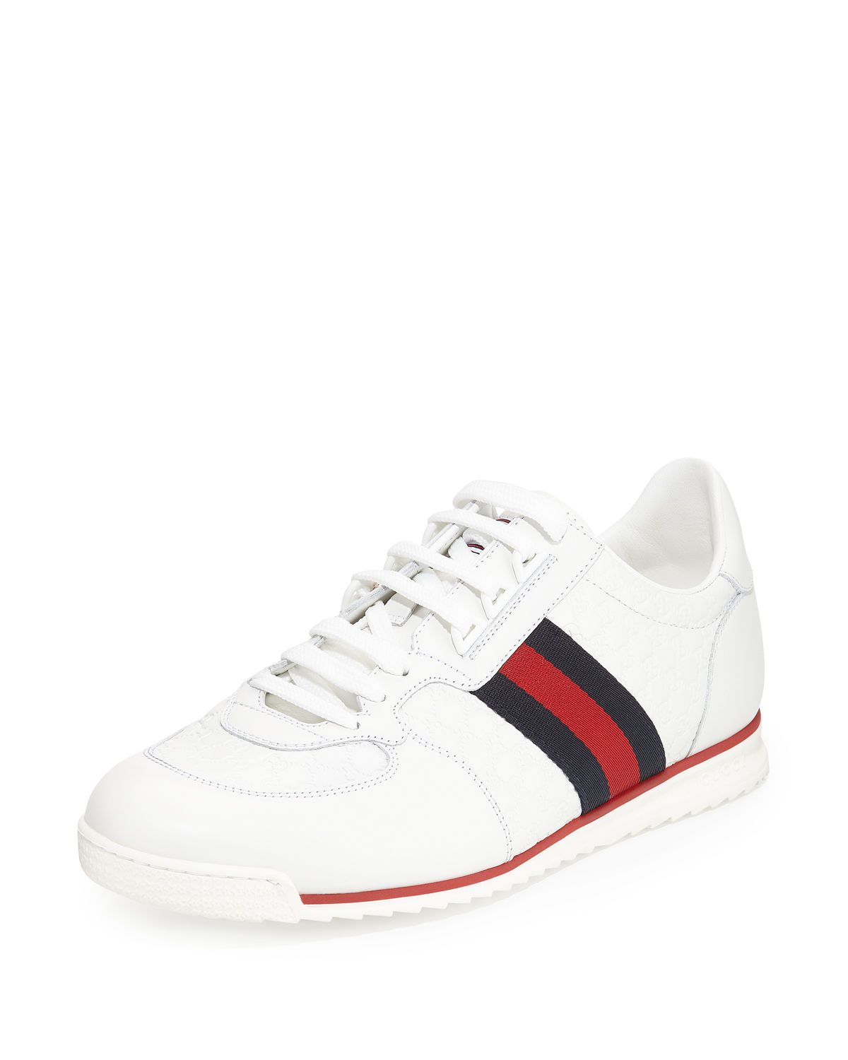 Gucci SL73 Lace-Up Sneaker   Sneakers