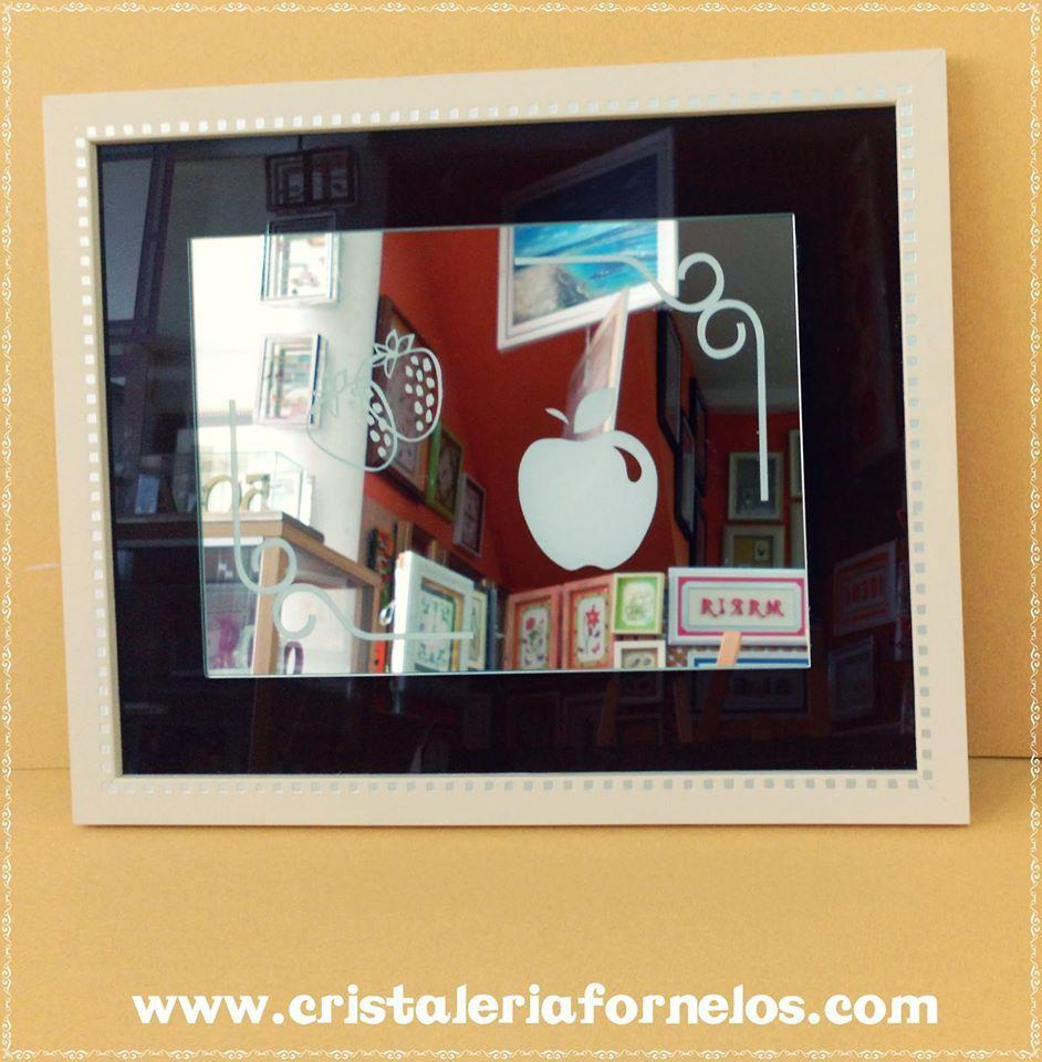 ESPEJO GRABADO! Un artículo decorativo funcional, elegante y ...
