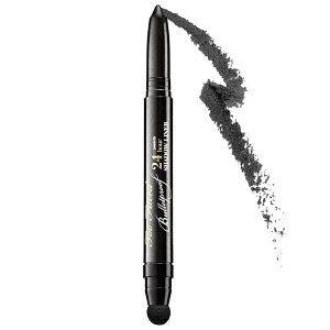 Too Faced Bulletproof 24 Hour Eyeliner in Ooh & Aah - black shimmer #sephora