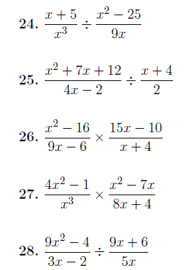 Multiplying And Dividing Algebraic Fractions Algebra Worksheets Fractions Algebraic Expressions