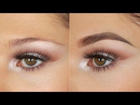 Eyebrow Tutorial using the Inglot Brow Gel Liners | Brianna SA Pro Team - YouTube Eyebrow Tutorial