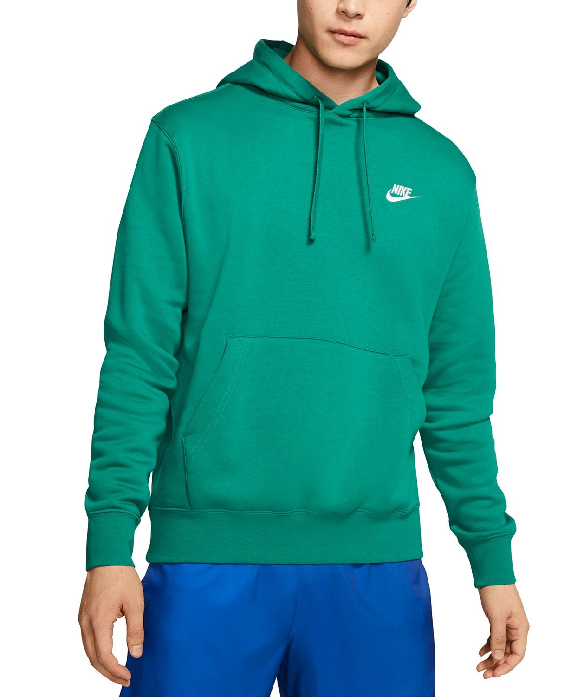 Nike Men S Sportswear Club Fleece Pullover Hoodie Reviews All Activewear Men Macy S Mens Sportswear Hoodies Mens Fleece Hoodie [ 1500 x 1230 Pixel ]