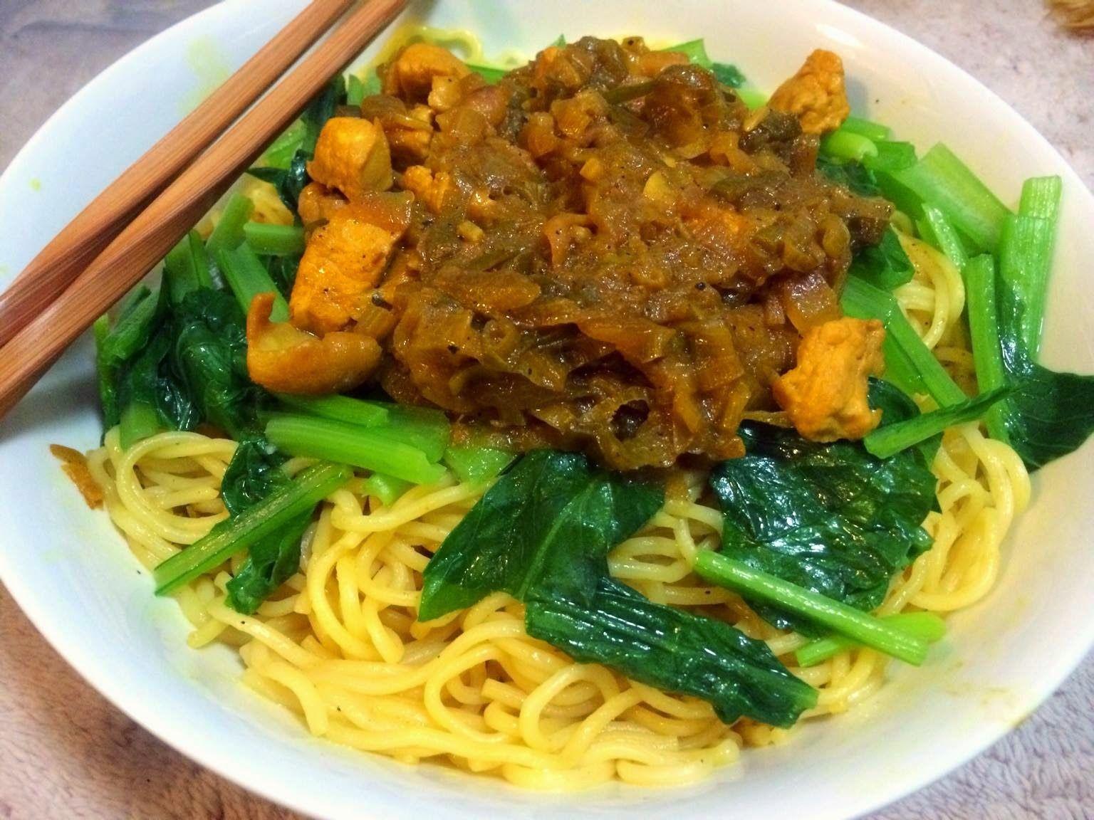 Resep Masakan Indonesia Mie Ayam Pedas