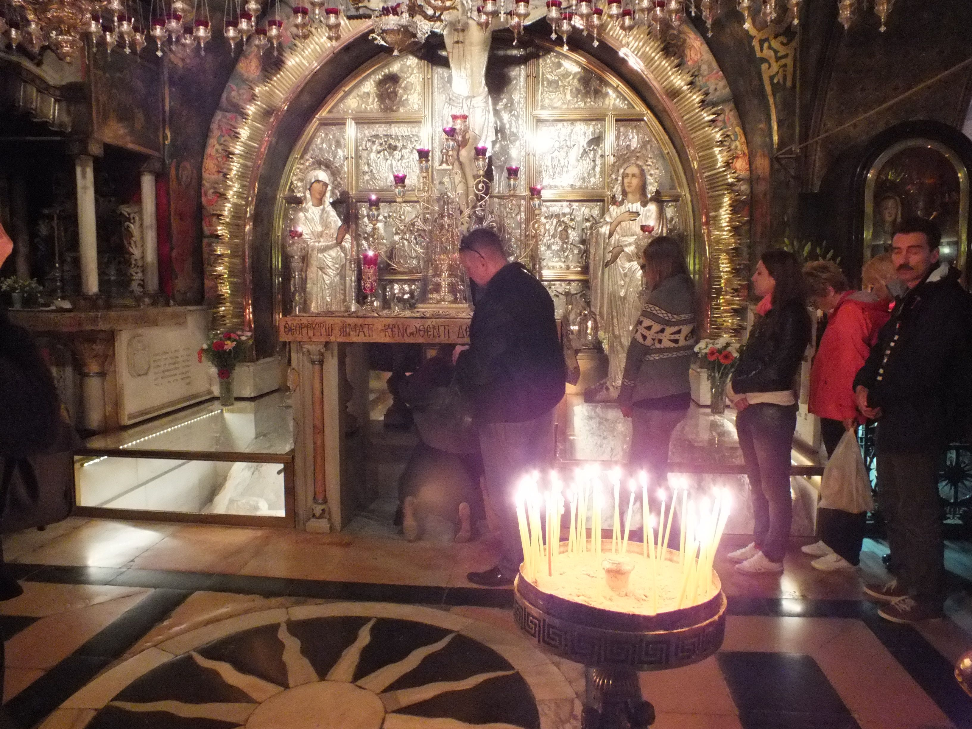 the true cross most sacred relic of the knights templar has been