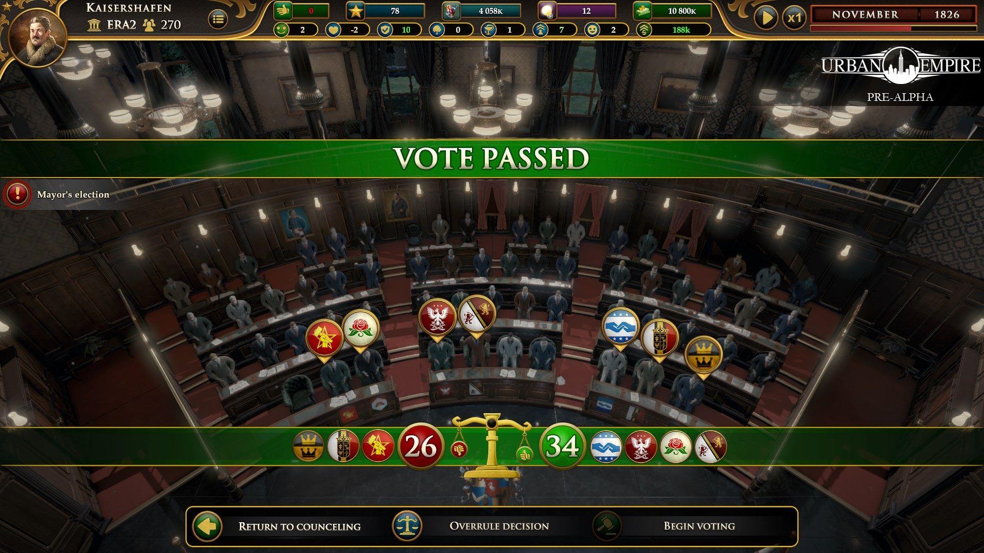 Wieder einmal präsentiert Kalypso Media ein interessantes Spiel: Urban Empire. Auf den ersten Eindruck wirkt es wie ein House of Cards-Spiel!  https://gamezine.de/urban-empire-angekuendigt-house-of-cards-als-pc-spiel.html