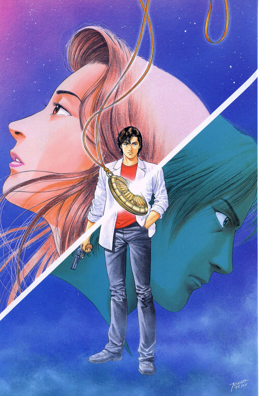 """City Hunter"" City hunter, Hunter anime, Anime"