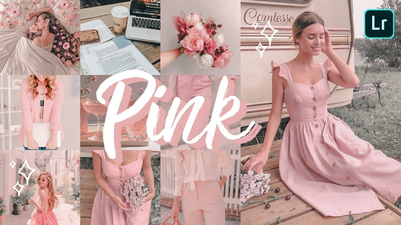 Pin on Pink Presets Lightroom