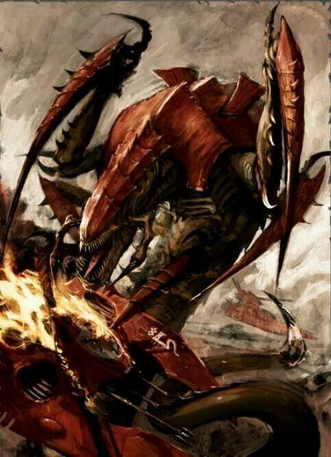 tyranid trygon | Warhammer 40k tyranids, Warhammer, Warhammer 40k ...