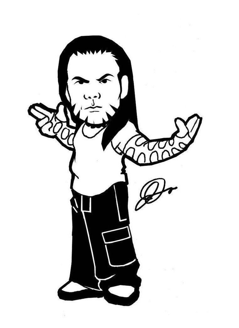 Jeff Hardy By Abnormalchild On Deviantart Jeff Hardy Wwe Jeff Hardy The Hardy Boyz
