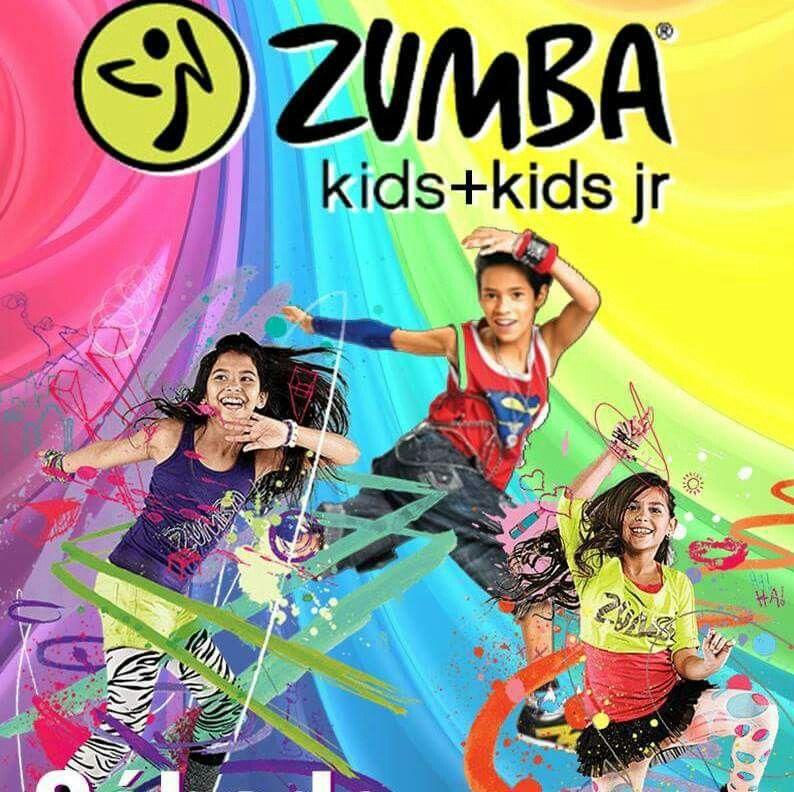 Zumba Kids Jr Logo Pin by Dina Hidaytalla...