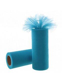 Tema clássico azul tulle rolo spool bsl1210a17 - EUR 1,60€