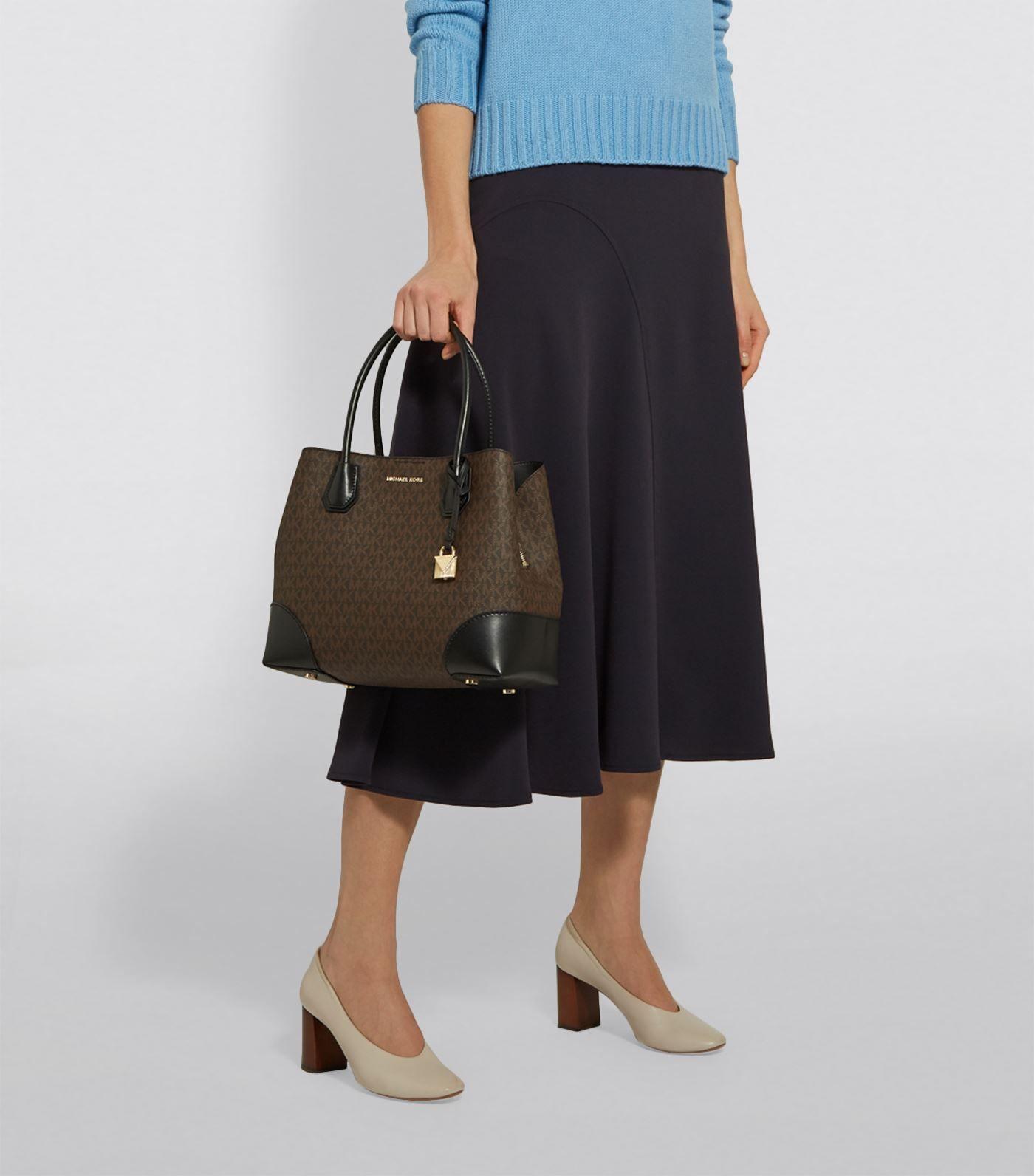 separation shoes website for discount promo code Medium Canvas Mercer Gallery Bag   Michael kors, Harrods, Bags