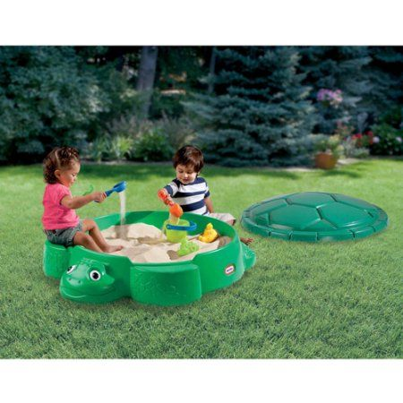 Toys Little Tikes Turtle Sandbox Little Tikes Kids Sandbox