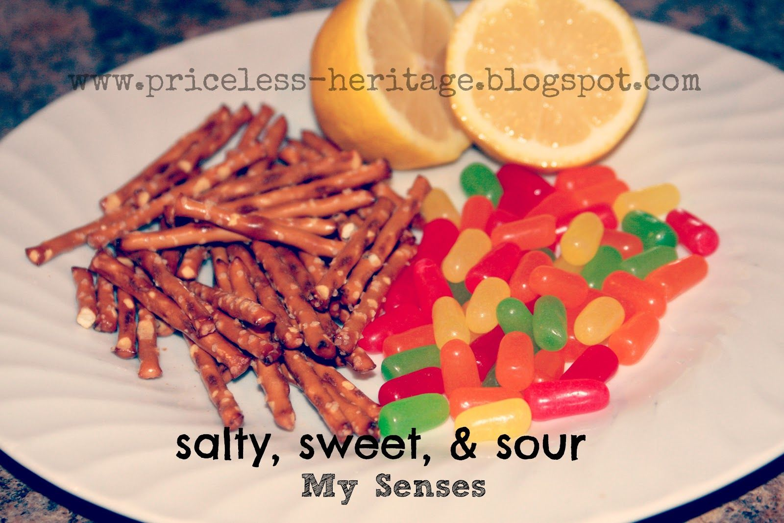 Five Senses Taste