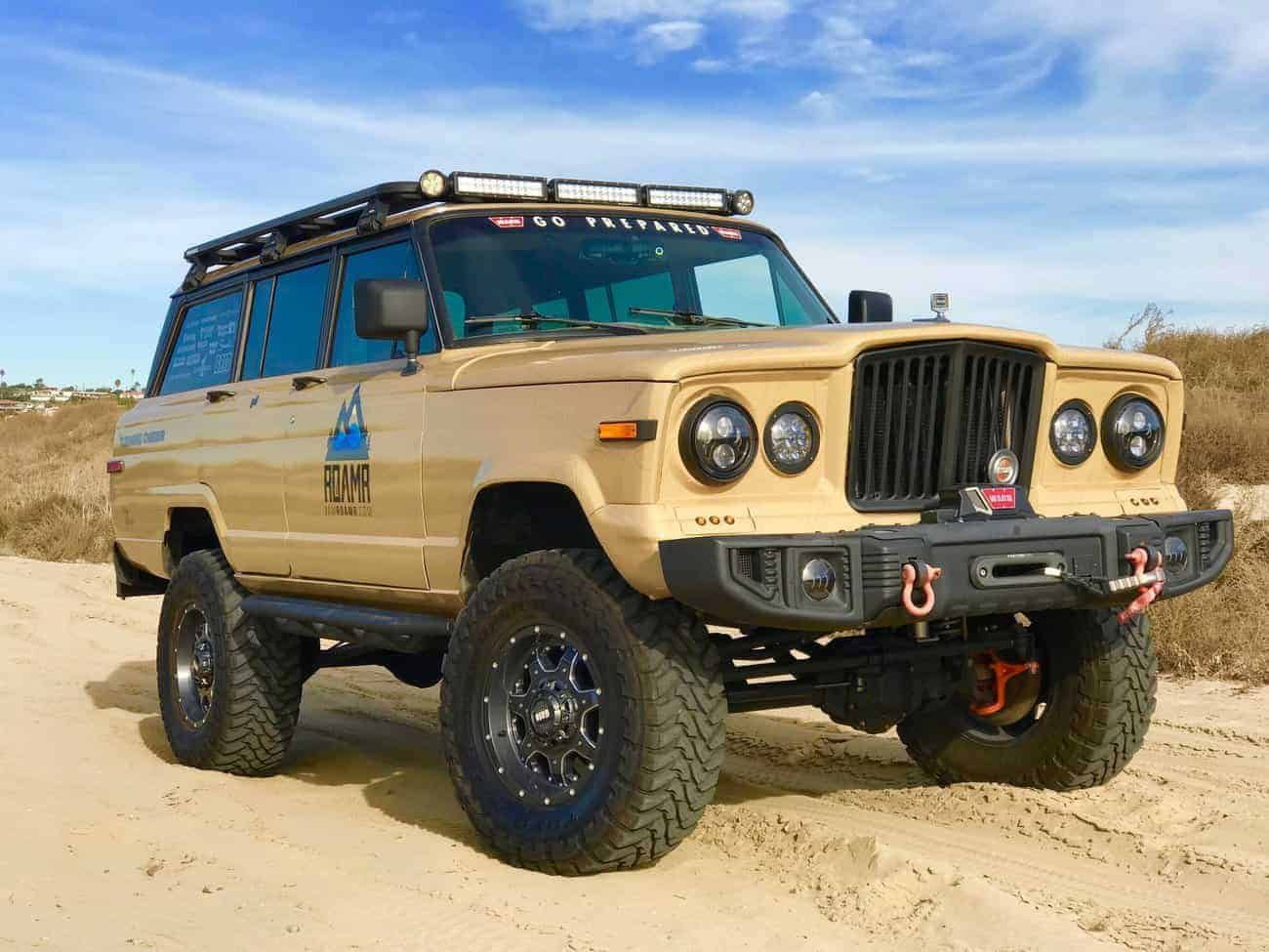 Classifieds Roamr Wagoneer Jeep Wagoneer Jeep Cars Jeep Grand