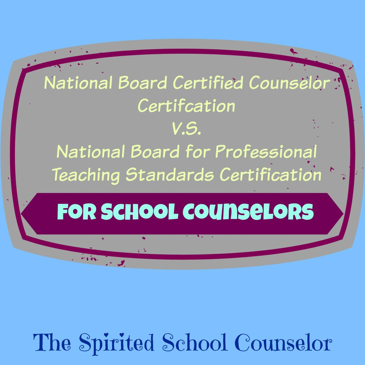 Nbcc vs nbpts for school counselors school counsellor national information about national board certified counseling certification vs national board for professional teaching standards certification for 1betcityfo Gallery