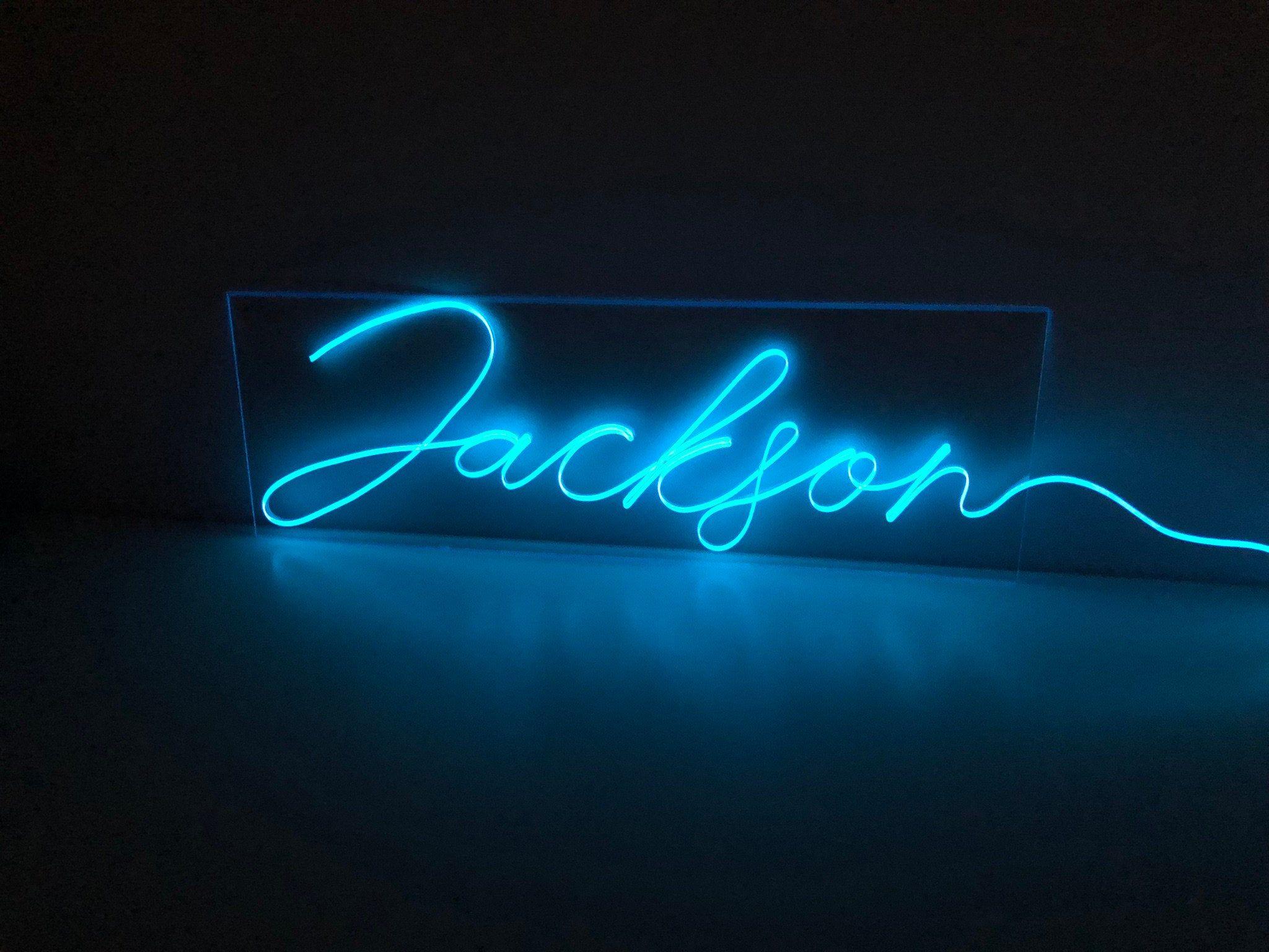 Custom Neon Sign Light