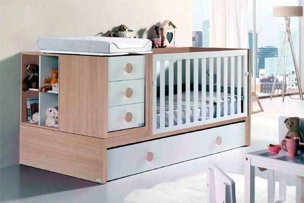 Pin De Marcela En Child S Room Cama Cunas Para Bebes Muebles Habitacion Bebe Muebles Para Bebe