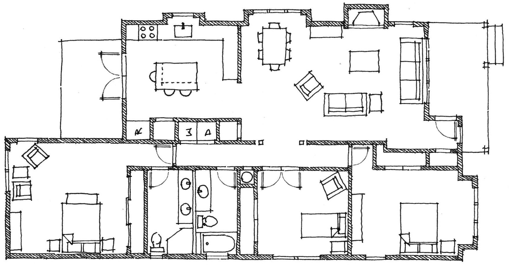 old fashioned farmhouse floor plans specifications are subject to change without notice - Farmhouse Plans