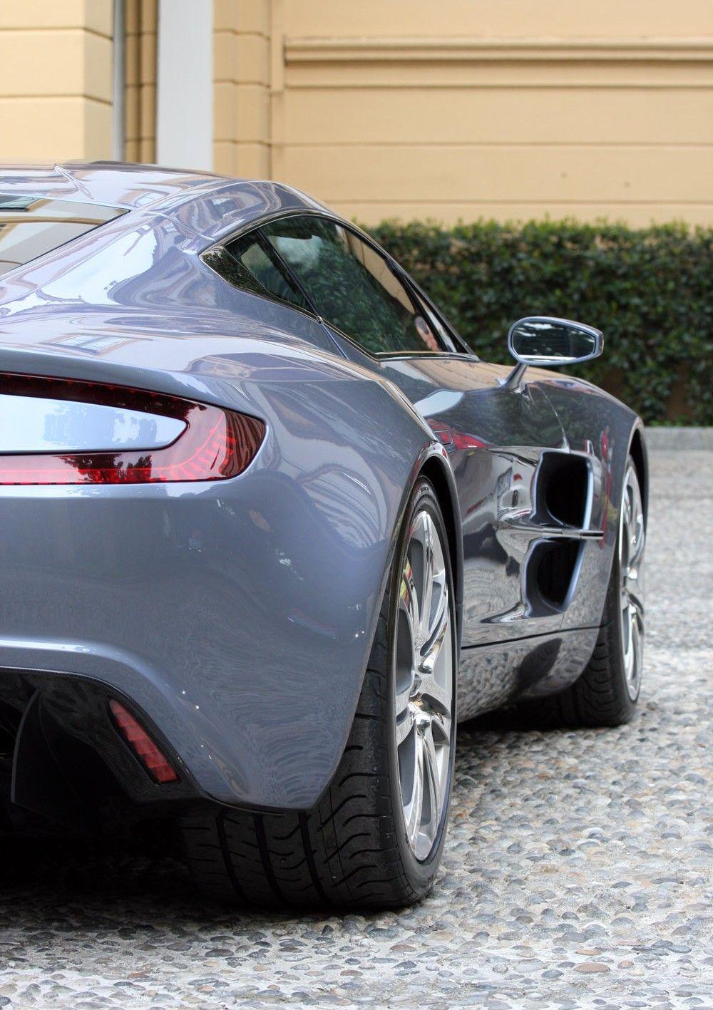 Aston Martin One77😘😍 Gear up LUXURY. Gear down. Feel