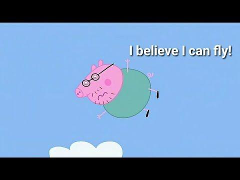 I Edited A Peppa Pig Video Because No One Makes Them Anymore Peppa Pig Funny Peppa Pig Memes Peppa Pig Wallpaper