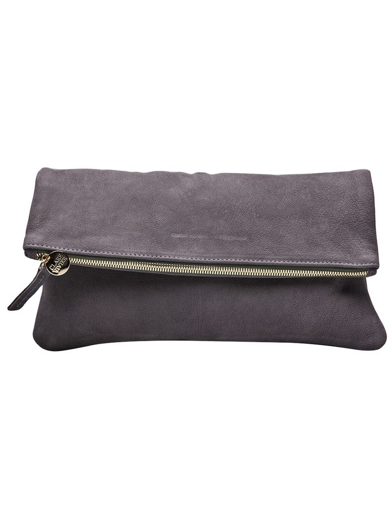 CLARE VIVIER fold over clutch. on my wish list for like a YEAR. ahemmmm.
