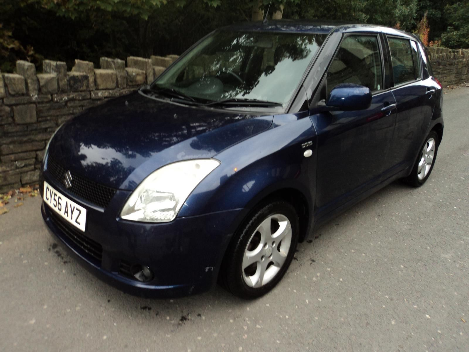 2006 (56) - Suzuki Swift 1.3 DDiS**DIESEL**FULL SERVICE HISTORY**6 MONTHS WARRANTY** 5-Door, photo 1 of 9