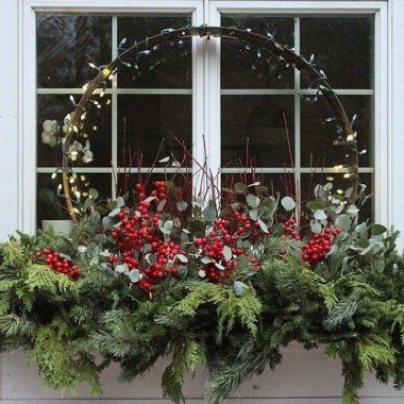 33 Best Window Decoration Ideas For Christmas Christmas Window