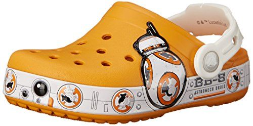 crocs Kids  Crocband Star Wars Hero Clog (Toddler Little Kid)     Want to  know more 7cfc652f97