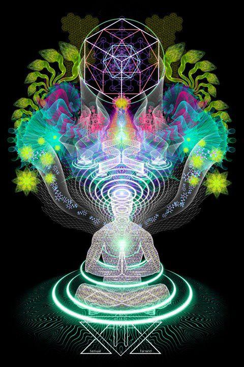 Sacred Geometry Meditation.                                                                                           Más