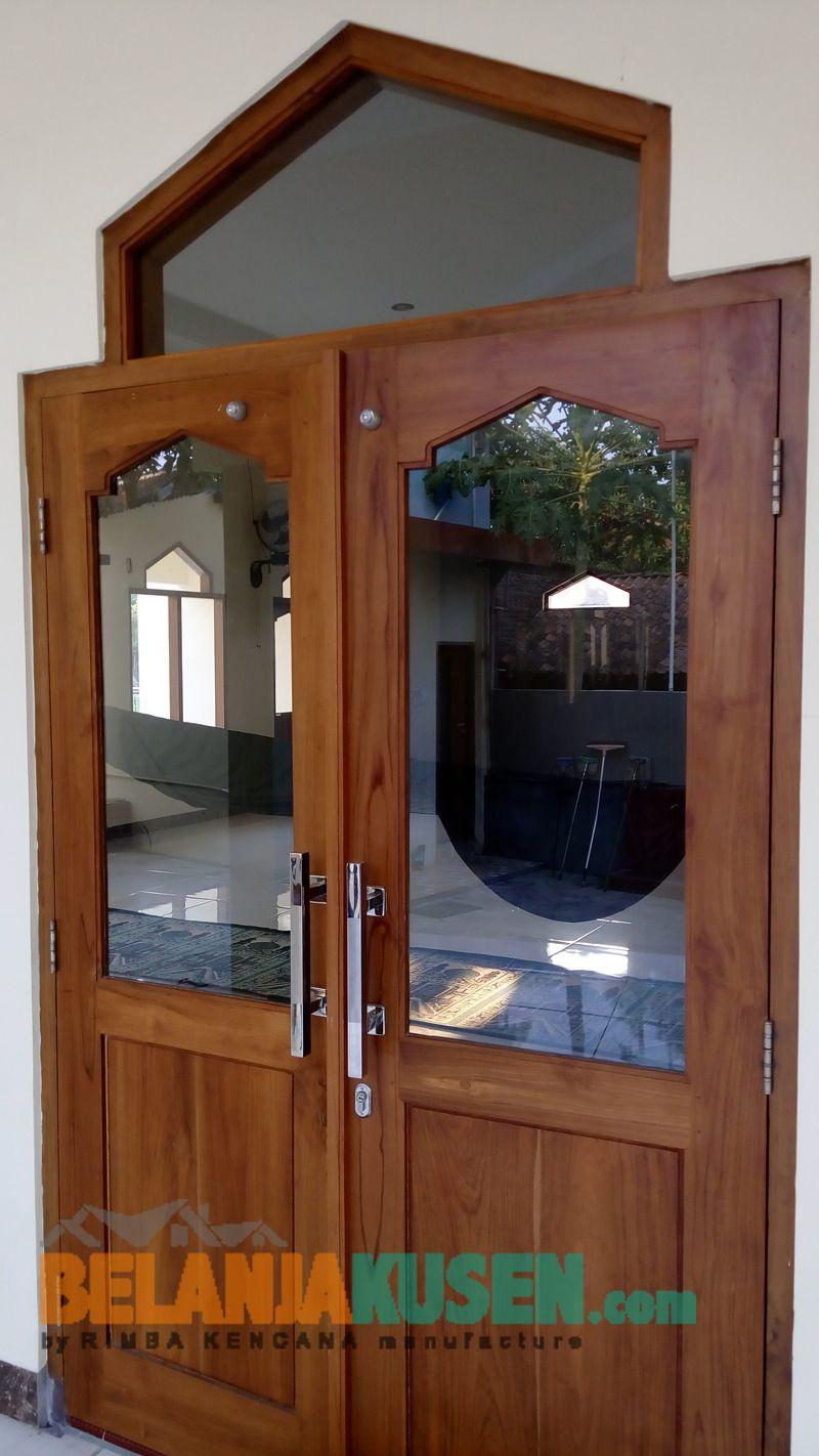 Desain Jendela Dan Pintu Masjid