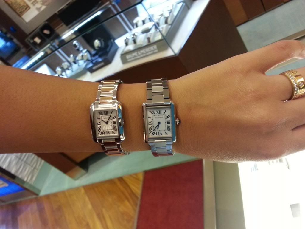 b241f210ac0 Cartier watch owners  please show us your watches... - Page 19 - PurseForum