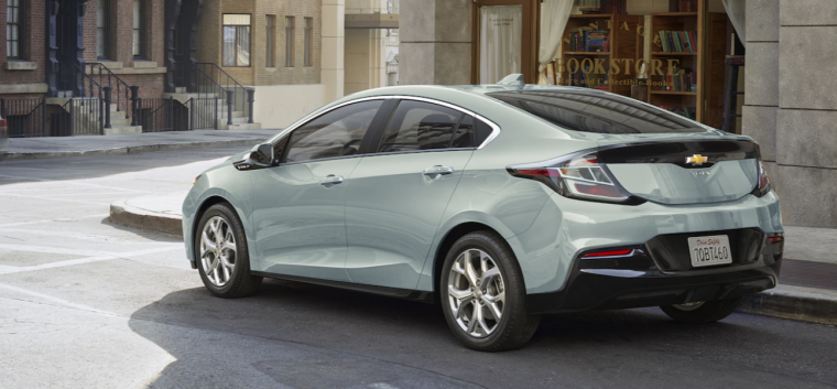2018 Chevy Volt With Best Sale Price More At Westside Chevrolet