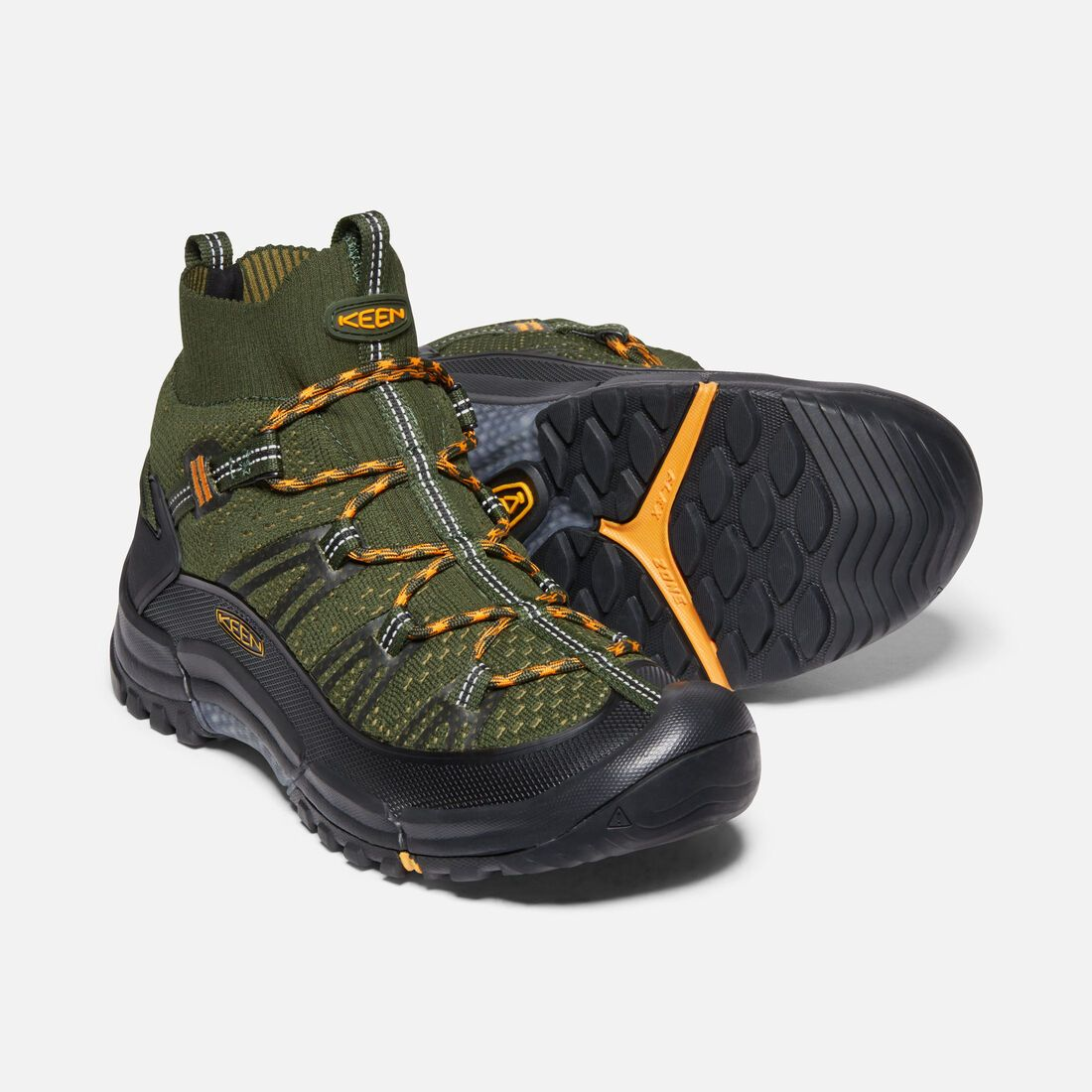 Men's AXIS EVO Mid - Knit Sneaker Boots